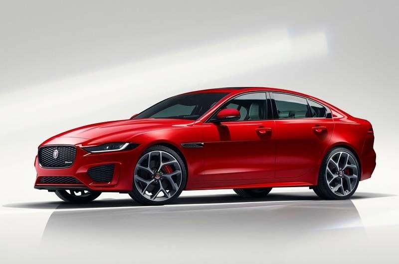 مارشدير   سيارة Jaguar أكس إي - XE 2021