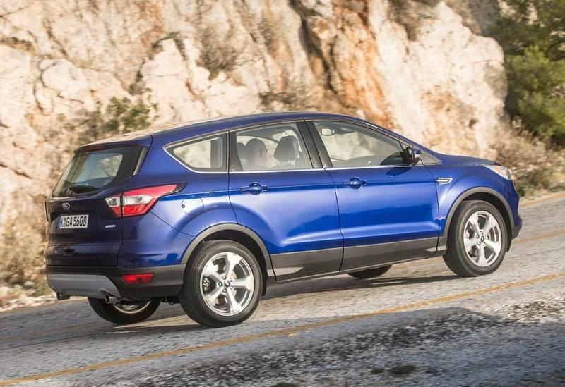 مارشدير | سيارة Ford كوجا - Kuga 2021